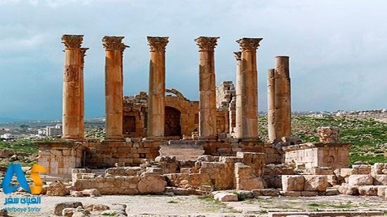 بنایی با سنگ مرمر به نام معبد آرتمیس