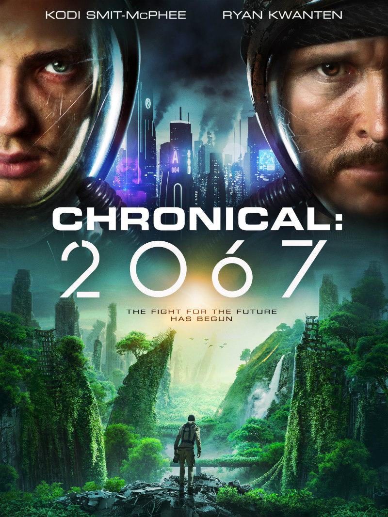 chronical 2067 poster