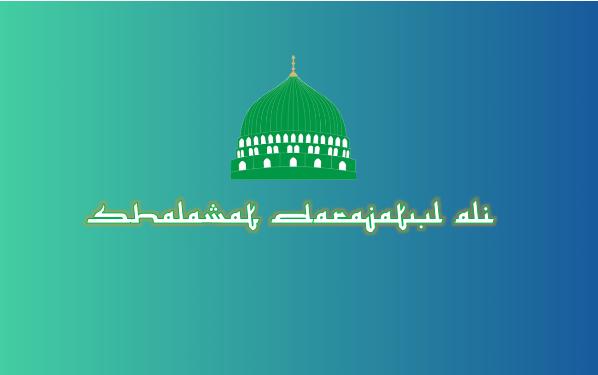 Shalawat Darajatul Ali