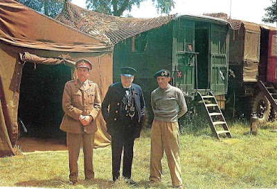 Monty's Caravan picture 2