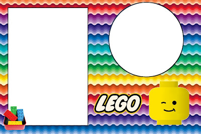 Lego Free Printable Invitations Oh My Fiesta in english