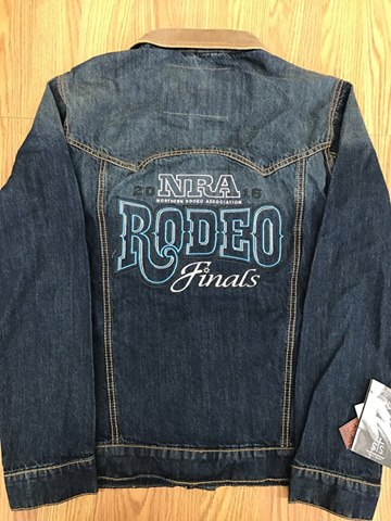 Northern Rodeo Association Nra Finals Jackets