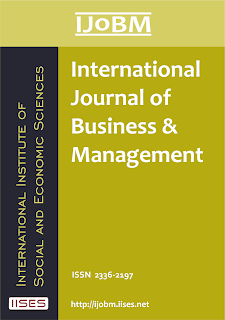 IJOBM - International Journal of Business and Management