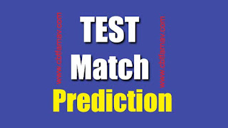 Test Match WI vs Ind 1st Test Match Prediction Today
