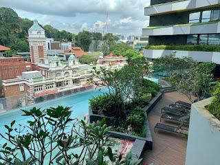 TFX Funan swimming pool