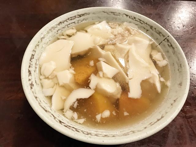 游媽媽豆花冰芋圓
