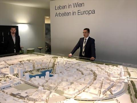 Városfejlesztés Debrecenben: osztrák példával ismerkedett a debreceni delegáció