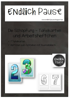 https://www.teacherspayteachers.com/Product/Tafelkarten-und-Heftchen-Schoepfung-3686664