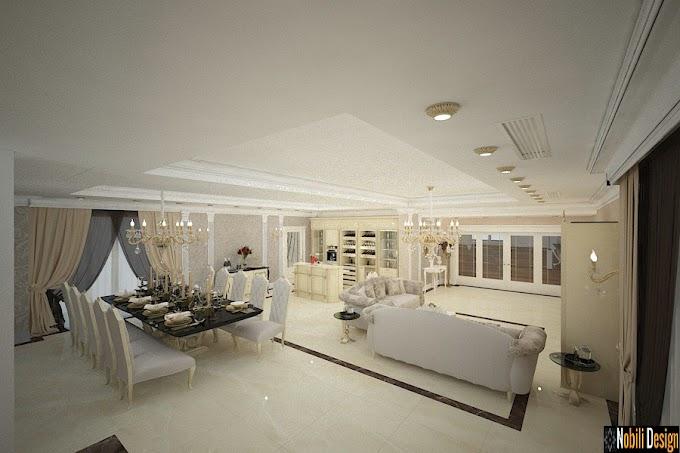Design interior casa clasica de lux Constanta - Arhitect interior Constanta