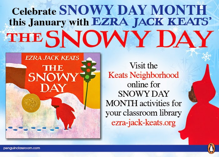 Free and Fun Activities for The Snowy Day by: Ezra Jack Keats