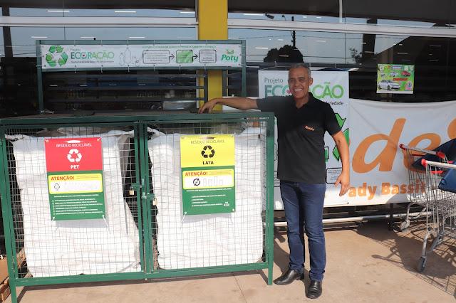 Sustentabilidade gerando solidariedade em Bady Bassitt