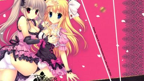 Monster Hunter Girl Wallpaper Free Psp Theme Japanese Animation Girls Psp Wallpaper