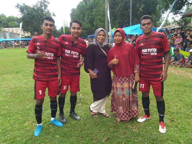 Diperkuat Mantan Pemain PSM dan Persipura serta Persita, Dua Putra Saltim Singkirkan Pattimpa FC