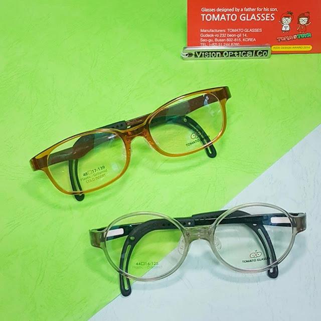 Tomato glasses Tomato眼鏡