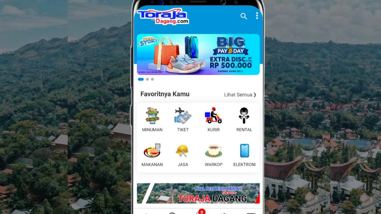 Website Resmi Toraja Dagang Kini Hadir Memudahkan Jual Beli Anda