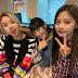 Chaeyoung, Momo and Tzuyu at 'Hope Song at Noon'