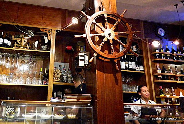 Restaurante O Batel, em Aveiro, Portugal