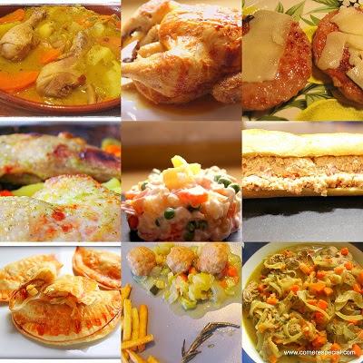 9 maneras diferentes de cocinar pollo comer especial for Maneras de preparar pollo