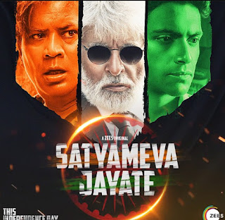 Satyameva Jayate (2019) Hindi Movie WebRip [ZEE5] | 720p | 480p