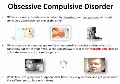 Brief Explanation about Obsessive Compulsive Disorder