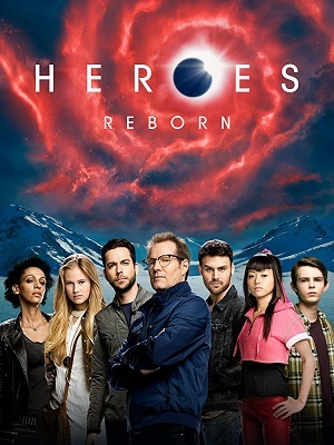 Heróis - O Renascimento - Heroes Reborn Torrent Download