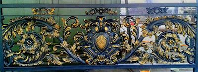 balkon besi tempa adalah balkon klasik