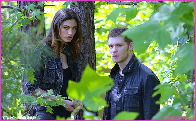 The Originals Hayley Marshall And Klaus Mikaelson