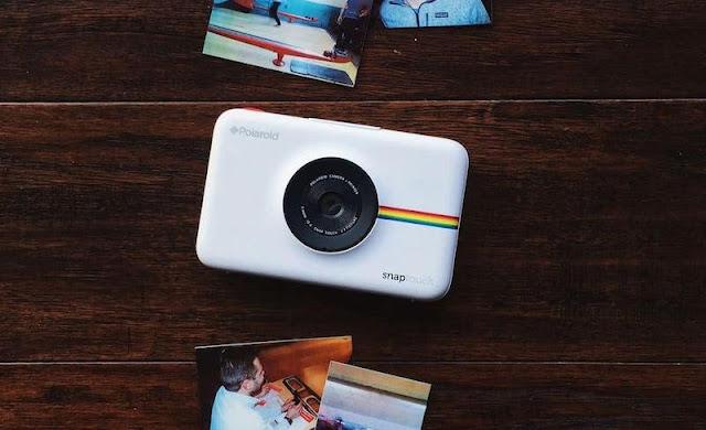 Snap Instant Digital Camera