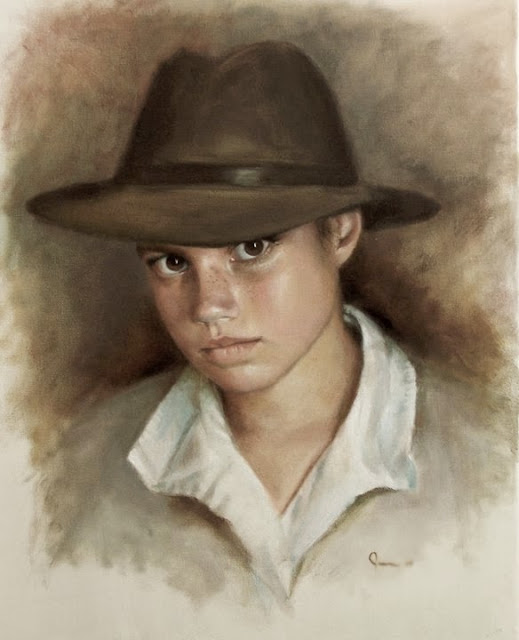 Jerome Garth Parker | American Painter | Portraits