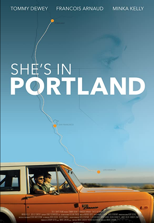 MOVIE: She's in Portland (2020)