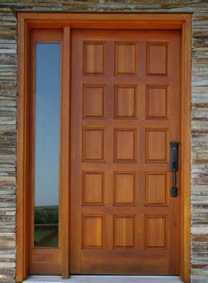 model pintu kupu tarung minimalis terbaru