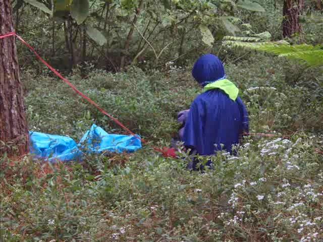 Serba - Serbi Kenangan Ekstrim di Hutan Cijanggel Bandung