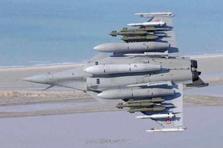 الرافال درة تاج القوات الجوية المصرية