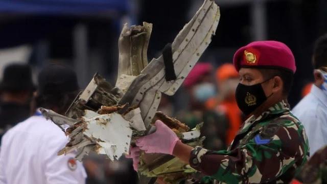 Misteri Tragedi Sriwijaya SJ-182, Begini Analisis Pengamat Penerbangan