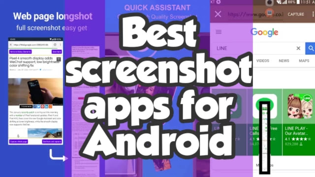 Best-screenshot-apps-for-Android