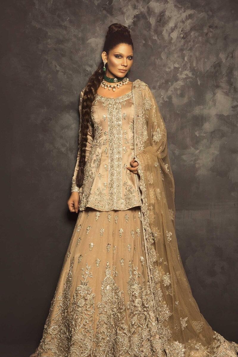 Mahgul Bridal Dress