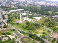 Playground acessível no Parque do Ibirapuera