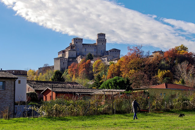 castello di Torrechiara-Langhirano-Parma