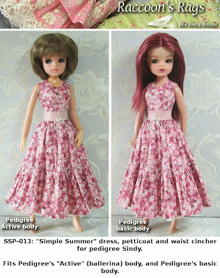 Sindy sewing pattern