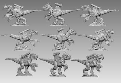 Raptor Dinoborgs