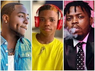 """Davido Slams Olamide For Claiming That He Helped """"Lyta"""""""