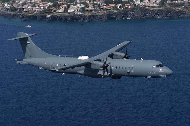 Guardia Finanza ordina Leonardo ATR-72