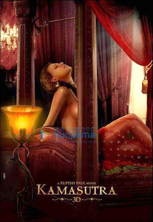 Sherlyn Chopra Reveals 1st Poster Of Kamasutra 3D