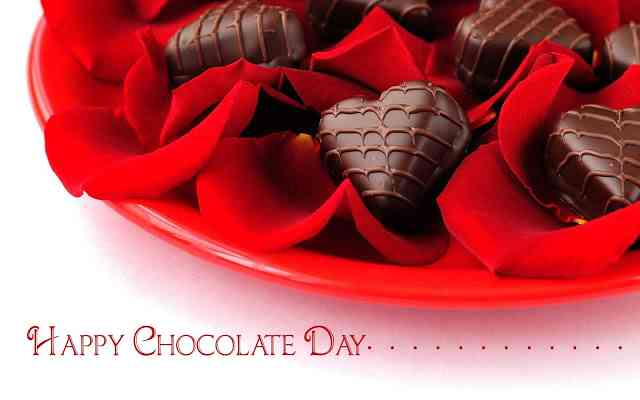 HAPPY Chocolate Day 2018 sms