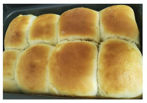 Máquina de Pão: Pão de Leite (Coreano)