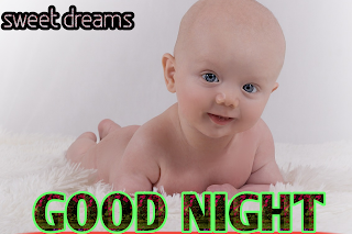 Good night baby image download, good night baby image