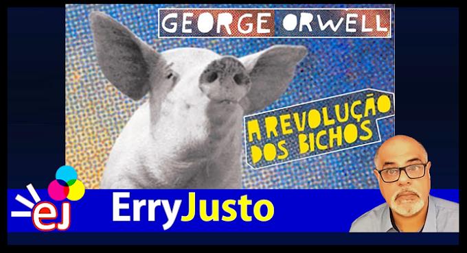 FILME: A REVOLUÇÃO DOS BICHOS - GEORGE ORWELL