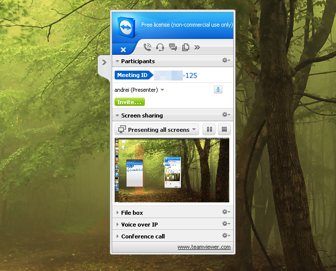 TeamViewer 7 Beta Available For Linux [Remote Desktop Tool]
