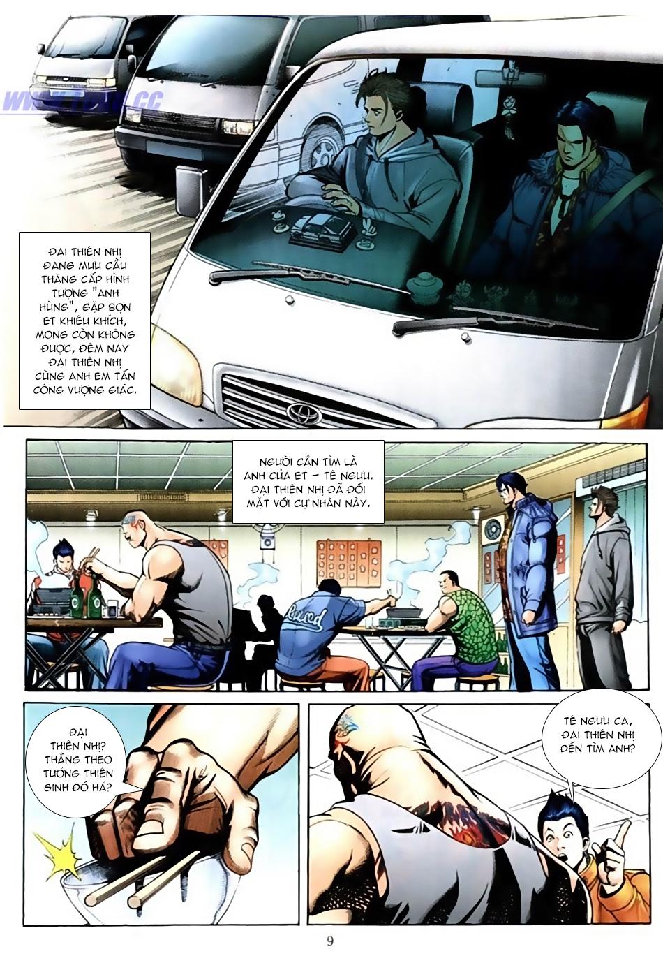 Người Trong Giang Hồ Chap 566 - Truyen.Chap.VN