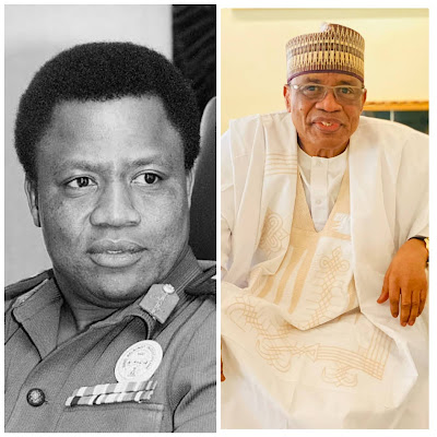 How Time Flies: See Photos Of Former Head of State, Ibrahim Babangida
